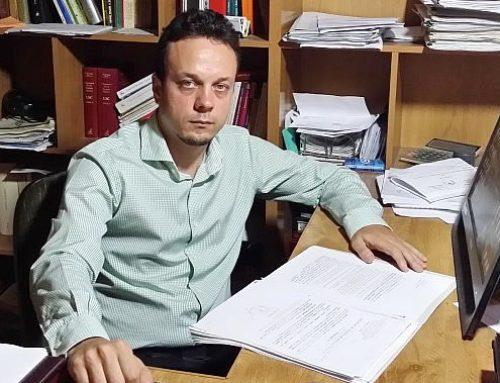 Avocatul Bogdan Frâncu. După proces.